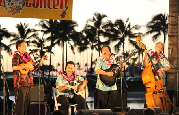 'Ukulele Museum Benefit Concert